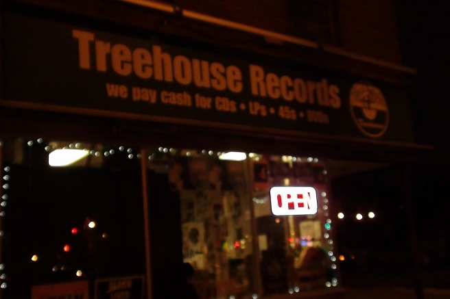 treehouse records open